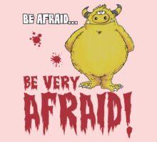 Be afraid Simon Kids Tee