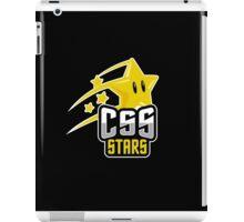 CSS Stars iPad Case/Skin