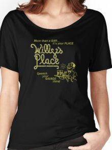 Willy's Place Women's Relaxed Fit T-Shirt