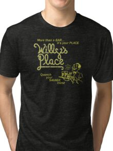 Willy's Place Tri-blend T-Shirt
