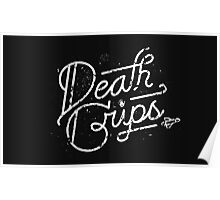 DEATH GRIPS Poster