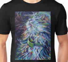 On the cat walk Unisex T-Shirt