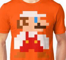 Fire Mario Unisex T-Shirt