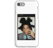 BASQUIAT-THE 27 CLUB iPhone Case/Skin