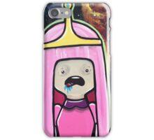 Princess Bubblegum Spaces Out iPhone Case/Skin