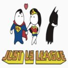 Just Us League by RobStears