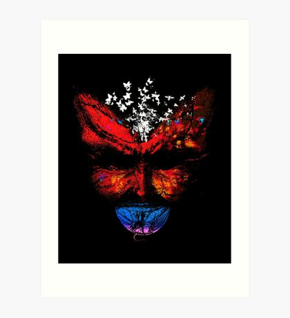 mariposatori Art Print