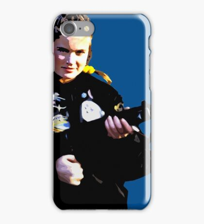 Who're You Calling Small? iPhone Case/Skin