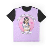 Hakone's Sleeping Beauty Graphic T-Shirt