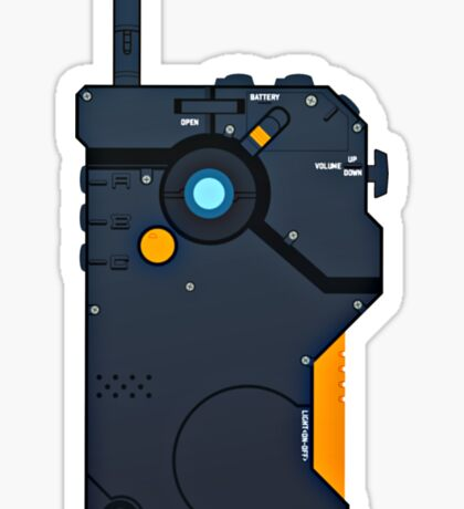 iDroid - Metal Gear Solid V Sticker