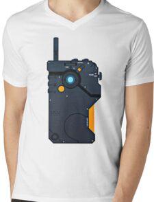 iDroid - Metal Gear Solid V Mens V-Neck T-Shirt