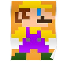 Mario (Wario) Poster
