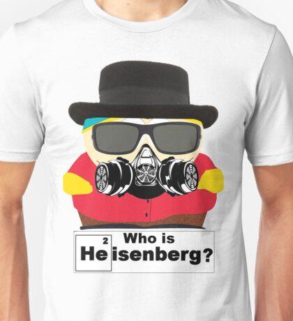 Who is Heisenberg? Unisex T-Shirt