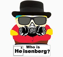 Who is Heisenberg? Unisex T-Shirt