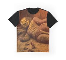Reclining Buddha Graphic T-Shirt