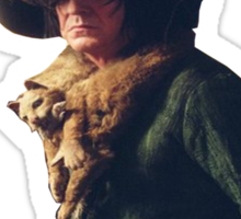 Snape's Vogue cover Sticker
