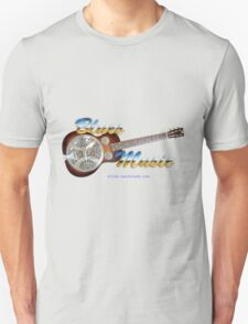 Blues Music Unisex T-Shirt
