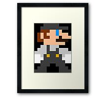 Mario (Gameboy) Framed Print
