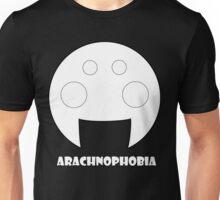 arachnophobia symbol version 2  Unisex T-Shirt