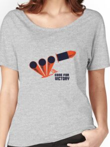 Code For Victory -- WWII Women's Relaxed Fit T-Shirt