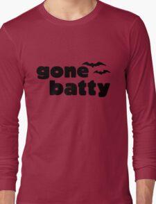 Gone batty Long Sleeve T-Shirt