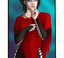 Lydia Deetz by CatAstrophe