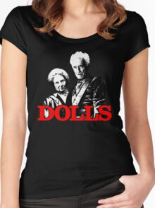 DOLLS Women's Fitted Scoop T-Shirt