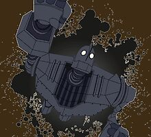 The iron Giant by Funkyjack17