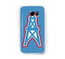 Houston Oilers Samsung Galaxy Case/Skin