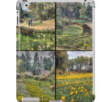 Daffodil Hill Panel 2x2 iPad Case/Skin
