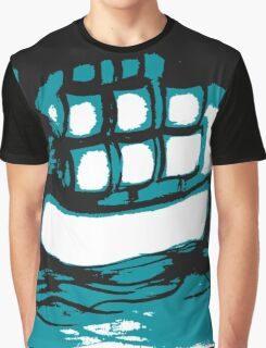 At sea Graphic T-Shirt