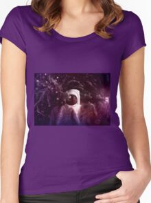 The Search Women's Fitted Scoop T-Shirt