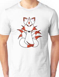Kitsune - Japanese folklore Unisex T-Shirt