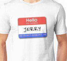 Re-Elect Dinkins - Jerry Unisex T-Shirt