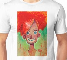 CUTE KID - FRECKLES Unisex T-Shirt