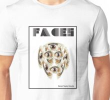 Faces by Darryl Kravitz Unisex T-Shirt