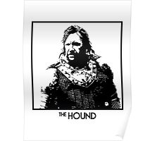 The Hound Inspired Artwork 'Game of Thrones' Poster