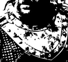 The Hound Inspired Artwork 'Game of Thrones' Sticker