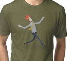 Fire Man Tri-blend T-Shirt