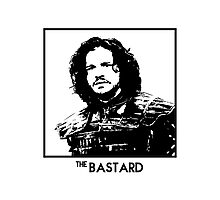 The Bastard Inspired Artwork 'Game of Thrones' Photographic Print