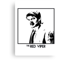 The Red Viper Inspired Artwork 'Game of Thrones' Canvas Print