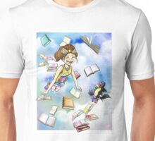 Lolli and the Talking Books Unisex T-Shirt