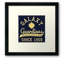 Guardians Since 1969 Framed Print