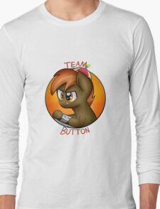 Team Button Mash! Long Sleeve T-Shirt