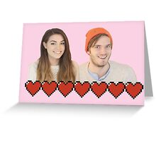 Felix and Marzia Greeting Card