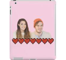 Felix and Marzia iPad Case/Skin