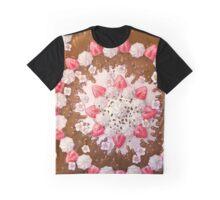 Strawberry Chocolate Graphic T-Shirt