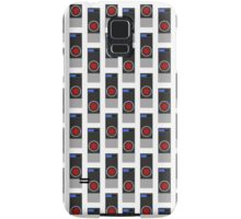 HAL-9000 Repeating Pattern Samsung Galaxy Case/Skin