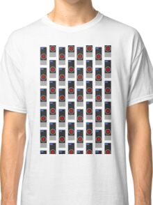 HAL-9000 Repeating Pattern Classic T-Shirt