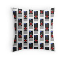 HAL-9000 Repeating Pattern Throw Pillow